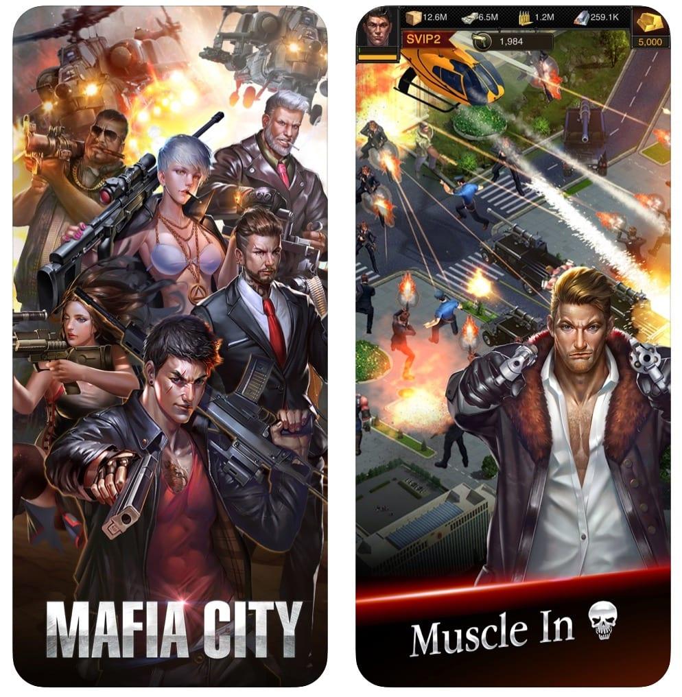 Mafia City app