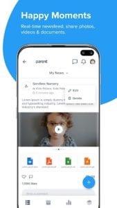 Parent: Child Care App