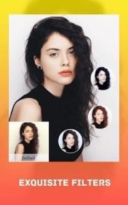 Selfie Camera: Filters & Stickers Photo Editor