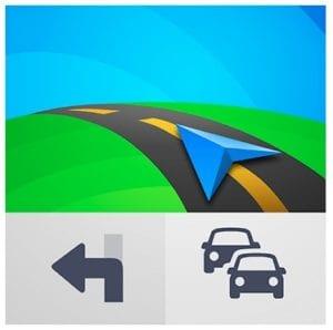 Sygic GPS Navigation & Maps logo