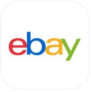 eBay Shopping logo
