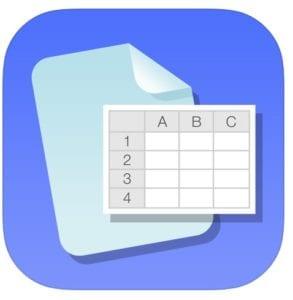 iSpreadsheet Office Sheets logo