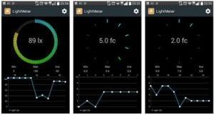 Lux Meter (Light Meter)