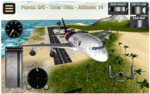 Flight Simulator: Fly Plane 3D