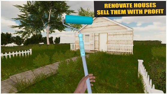Home Renovate 'N Sale