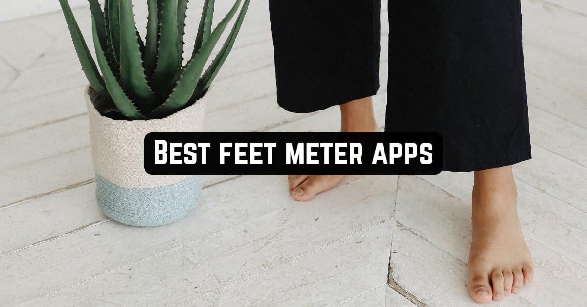 Best Feet Meter Apps