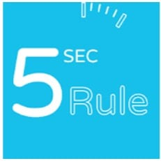 5 Seconds Rule