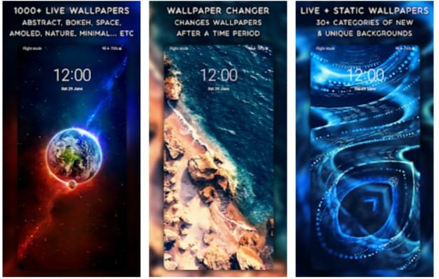 Live Wallpapers