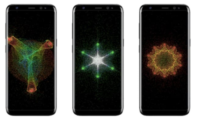 Particle Live Wallpaper n Play
