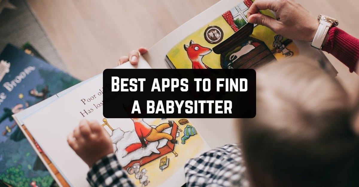 Best Apps to Find a Babysitter