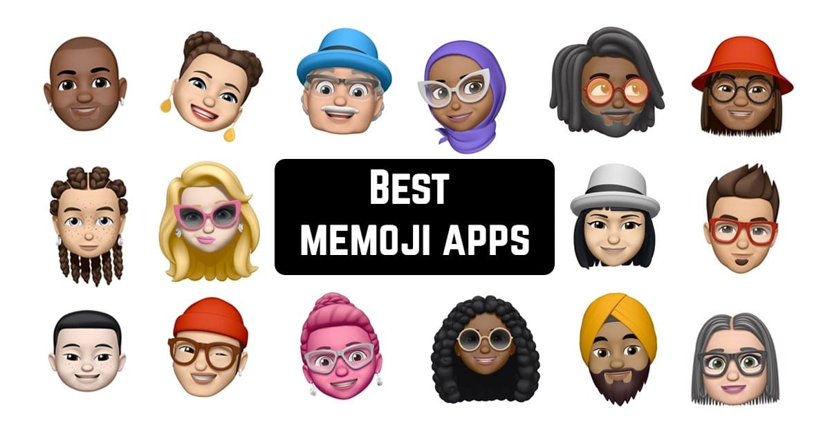 Best Memoji Apps