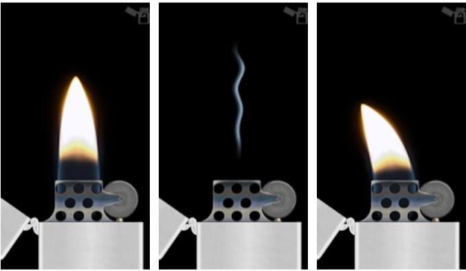 Lighter Simulator