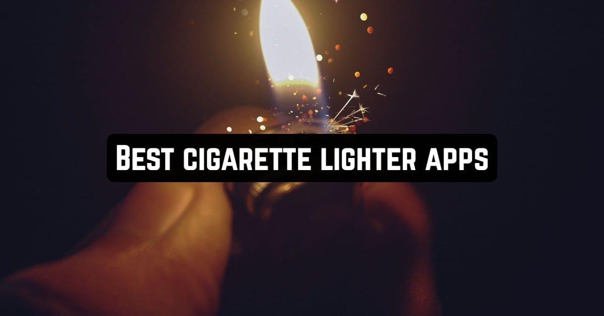Best Cigarette Lighter Apps