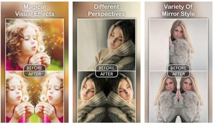 Artful Mirror Effects