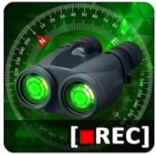 Night Mode Binoculars HD Camera