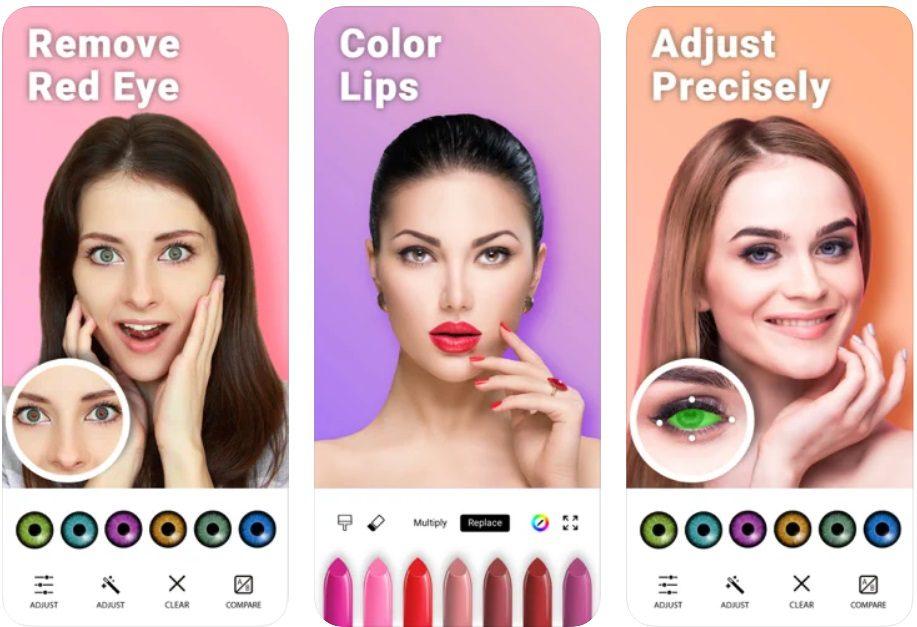 Eye Color Changer Editor