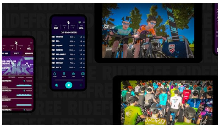 RGT Cycling Mobile App