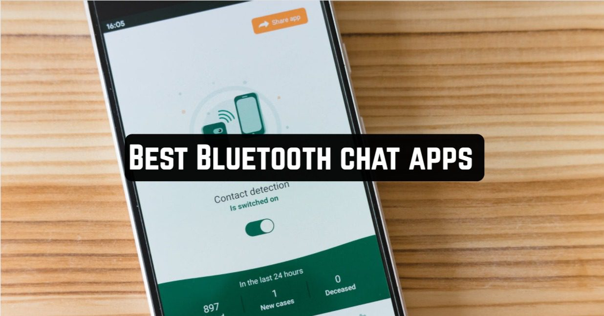 7 Best Bluetooth Chat Apps in 2021 (Android & iOS)