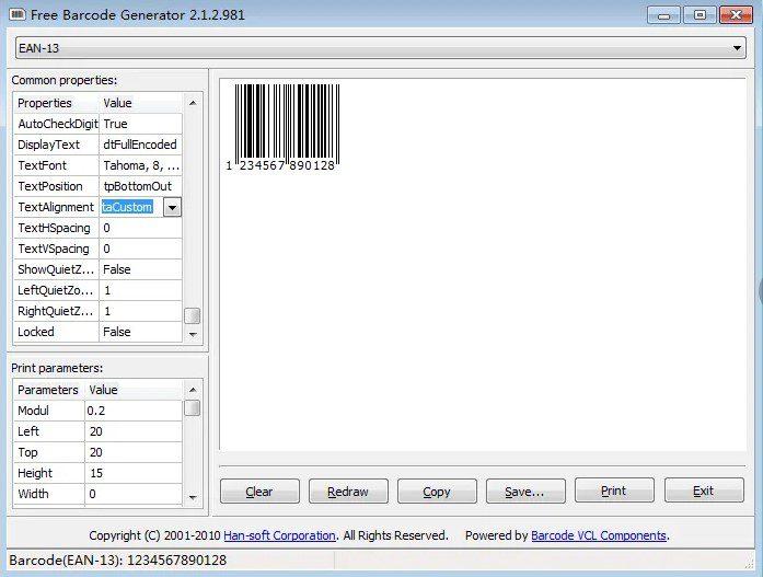 2D Barcode FMX Components2