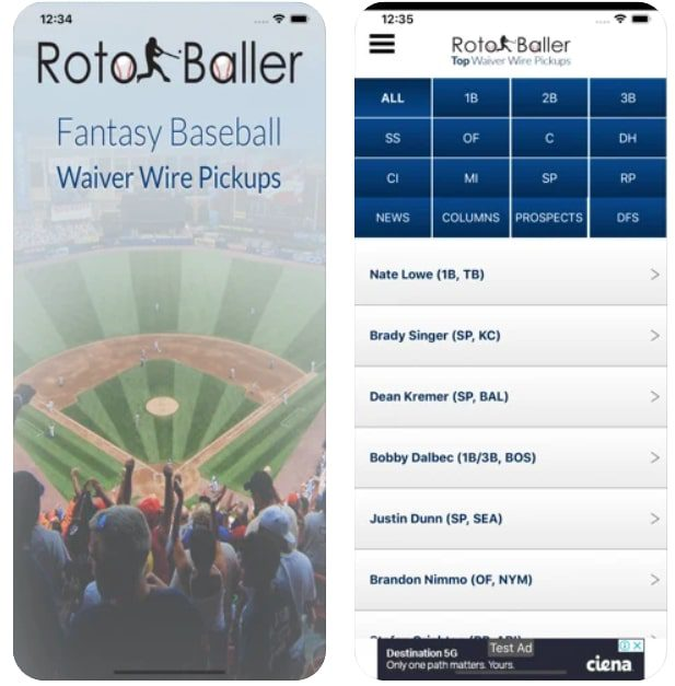 Fantasy Baseball by RotoBaller8