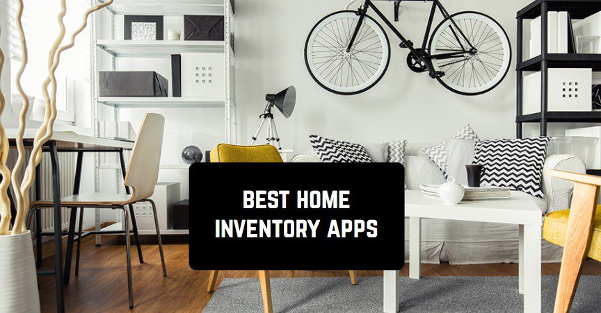 best home inventory apps