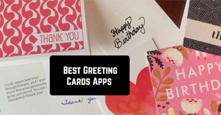 best greeting cards apps